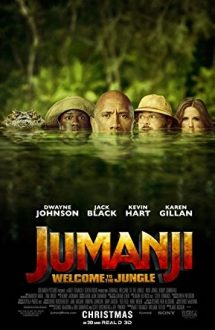 Jumanji: Welcome to the Jungle – Aventură în junglă (2017)