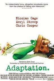 Adaptation – Hoțul de orhidee (2002)