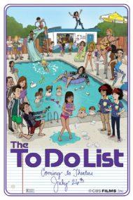 The To Do List – Ore de sexologie (2013)