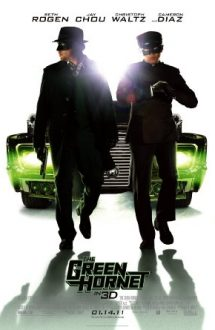 The Green Hornet – Viespea verde (2011)