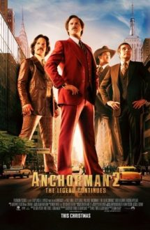 Anchorman 2: The Legend Continues – Un știrist legendar 2 (2013)