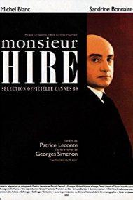 Monsieur Hire – Domnul Hire (1989)