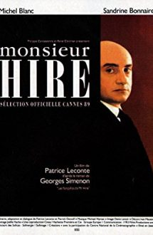 Monsieur Hire – Domnul Hire (1989)