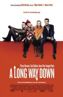 A Long Way Down – Adio, dar mai stau puțin (2014)