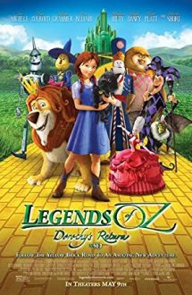 Legends of Oz: Dorothy's Return – Legendele din Oz: Întoarcerea lui Dorothy (2013)