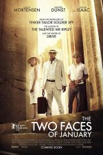 The Two Faces of January – Triunghiul dragostei și al morții (2014)