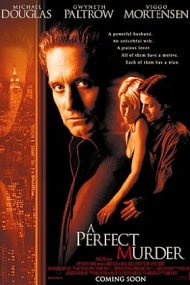 A Perfect Murder – O crimă perfectă (1998)