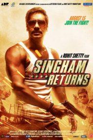 Singham Returns – Întoarcerea inspectorului Singham (2014)