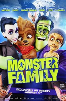 Monster Family – Familia Monstrulescu (2017)