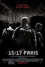 The 15:17 to Paris (2018)