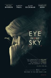 Eye In The Sky: Războiul Dronelor (2015)
