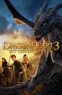 Dragonheart 3: The Sorcerer's Curse – Inimã de dragon 3: Blestemul vrãjitorului (2015)
