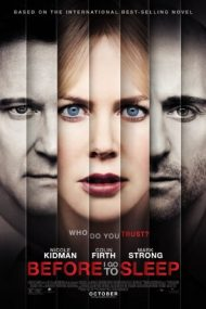 Before I Go to Sleep – Înainte să adorm (2014)