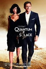 Quantum of Solace – 007: Partea lui de consolare (2008)