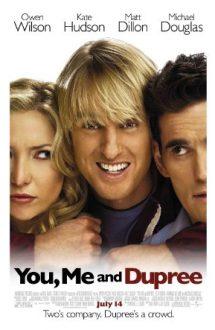 You, Me and Dupree – Doar tu si eu. Al treilea e in plus (2006)