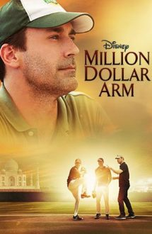 Million Dollar Arm – Un braț de milioane (2014)
