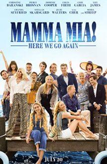 Mamma Mia! Here We Go Again – Mamma Mia! O luăm de la capăt (2018)