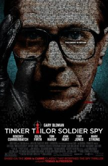 Tinker Tailor Soldier Spy – Un spion care știa prea multe (2011)