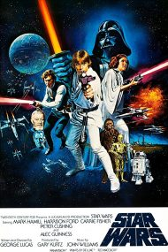 Star Wars: Episode IV – A New Hope – Războiul stelelor – Episodul IV: O nouă speranță (1977)
