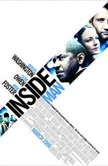 Inside Man – Omul din interior (2006)