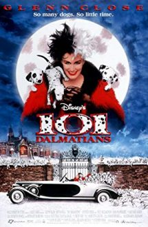 101 Dalmatians – 101 Dalmațieni (1996)