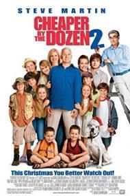Cheaper by the Dozen 2 – Cu duzina e mai ieftin 2 – Războiul taților (2005)