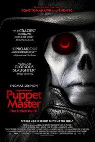 Puppet Master: The Littlest Reich (2018)