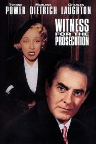 Witness for the Prosecution –  Martorul acuzării (1957)