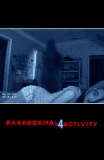 Paranormal Activity 4 – Activitate paranormală 4 (2012)