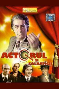 Actorul și sălbaticii (1975)
