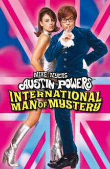 Austin Powers: International Man of Mystery – Austin Powers și organizația secretă (1997)