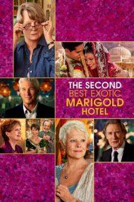 The Second Best Exotic Marigold Hotel – Al doilea hotel Marigold (2015)