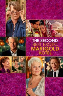 The Second Best Exotic Marigold Hotel – Al doilea hotel Marigold (2015)