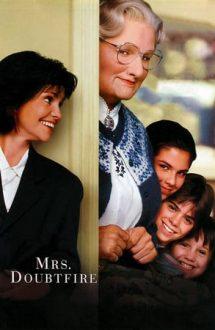 Mrs. Doubtfire – Doamna Doubtfire, tăticul nostru trăsnit (1993)