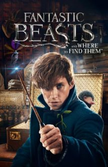 Fantastic Beasts and Where to Find Them – Animale fantastice şi unde le poţi găsi (2016)