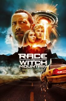 Race to Witch Mountain – Race to Witch Mountain  (2009)