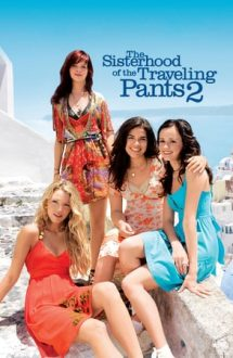The Sisterhood of the Traveling Pants 2 – Patru prietene și încă o pereche de blugi (2008)