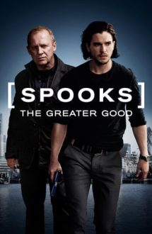 Spooks: The Greater Good / MI-5 – Identitate dublă (2015)