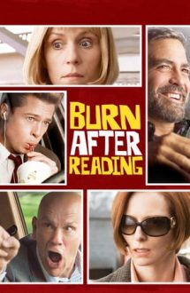 Burn After Reading – Citește și arde (2008)
