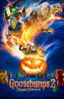 Goosebumps 2: Haunted Halloween – Goosebumps 2: Halloween bântuit (2018)