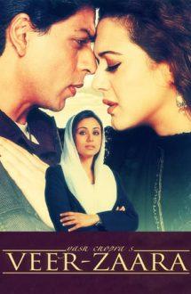 Veer-Zaara – O iubire de legendă (2004)
