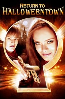 Return to Halloweentown – Întoarcerea în Halloweentown (2006)
