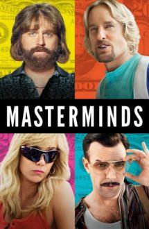 Masterminds – Hoţi de geniu (2016)