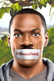 A Thousand Words – O mie de cuvinte (2012)