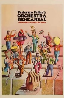Orchestra Rehearsal – Repetiție cu orchestra (1978)