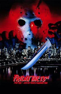 Friday the 13th Part 8: Jason Takes Manhattan – Vineri 13: Manhattan (1989)