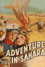 Adventure in Sahara (1938)