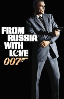 From Russia with Love – Din Rusia, cu dragoste (1963)