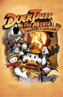 DuckTales the Movie: Treasure of the Lost Lamp – Povestirile Rățoiului: Comoara Lămpii Pierdute (1990)