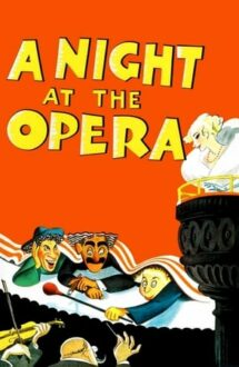 A Night at the Opera – O noapte la operă (1935)